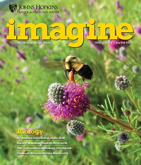 Imagine Biology issue, Jan. Feb. 2017