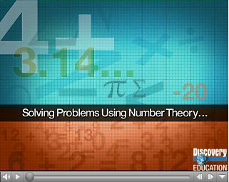 Solving Problems Using Number Theory demo