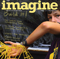 Imagine Magazine - Build it!