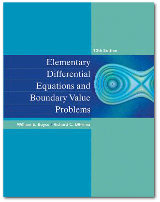 Elementary Differential Equations and Boundary Value Problems textbook cover