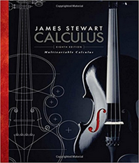 Picture of Calculus Book cover.