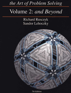 The Art of Problem Solving, Volume 2 and Beyond
