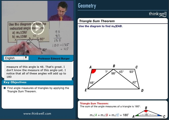 Problem Solving in Geometry video