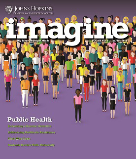 Imagine Public Health cover