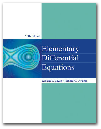 Elementary Differential Equations textbook cover