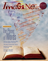power of words issue cover