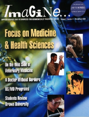 medicine and health issue cover