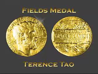 Fields Medal Winner Terence Tao