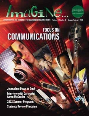 communications issue cover