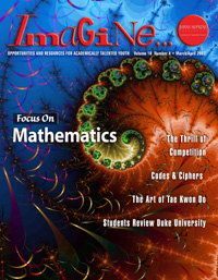 mathematics issue cover