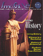 history issue cover