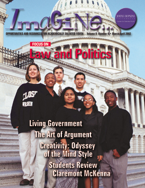 law and politics issue cover