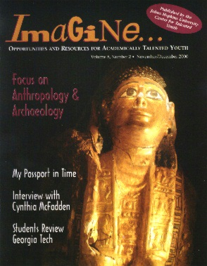 archaeology issue cover