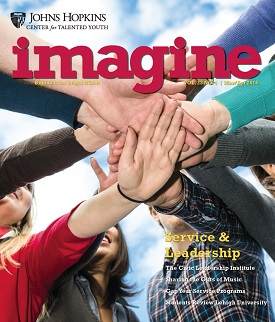 Imagine Service & Leadership issue