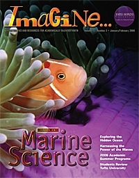 marine science cover