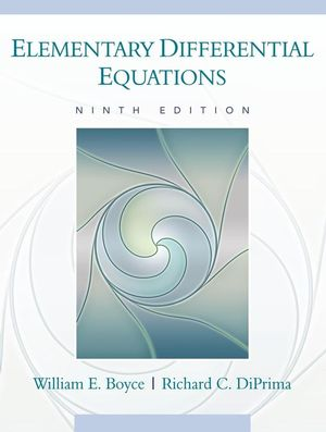 Differential Equations textbook cover