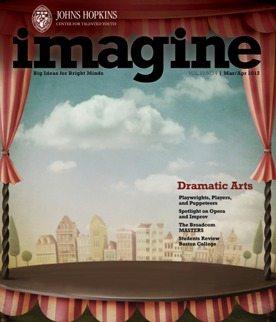dramatic arts cover