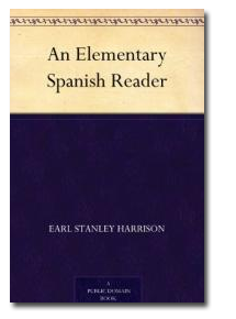 An Elementary Spanish Reader text cover