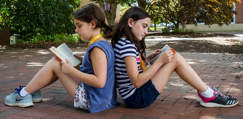 Gifted and Talented Summer Programs | Johns Hopkins Center