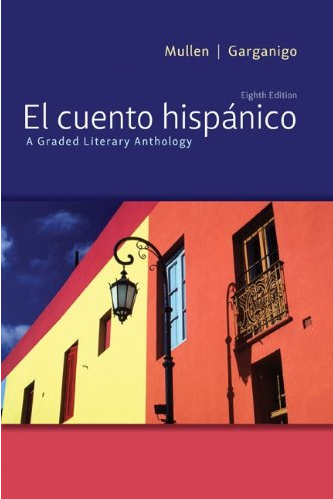 El cuento hispanico textbook cover