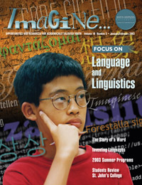 language issue cover