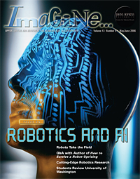 robotics issue cover