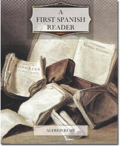 A First Spanish Reader text cover