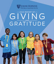2019 Report of Giving and Gratitude (PDF)