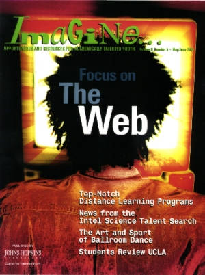 web issue cover