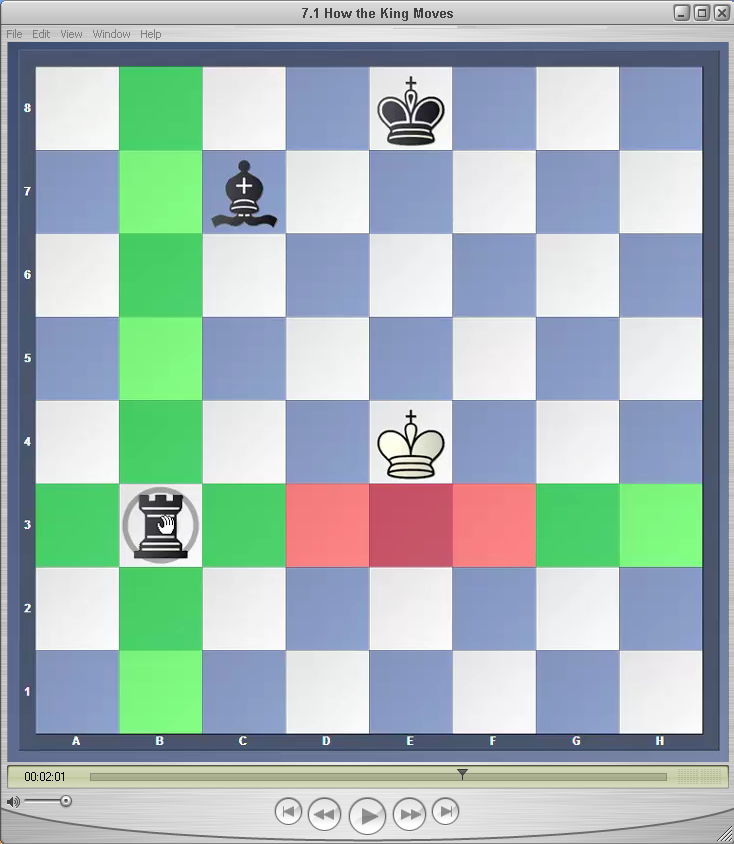 Chess video screen shot